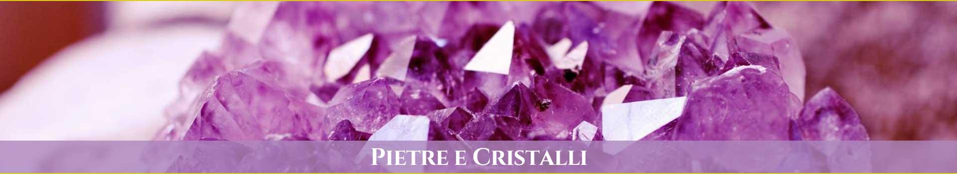 Vendita pietre e cristalli online