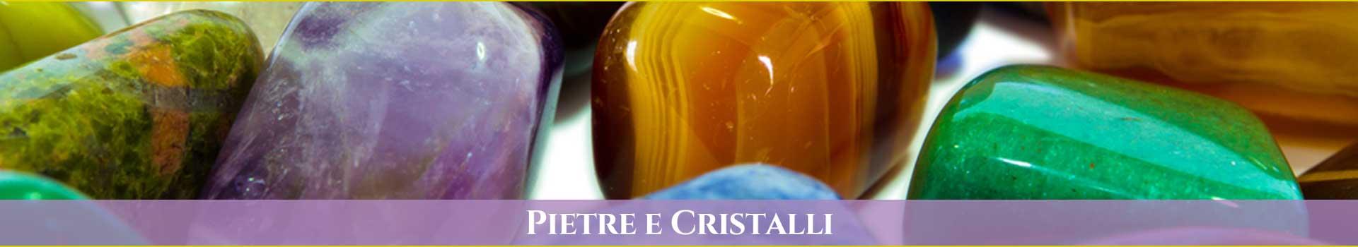 Pietre e cristalli Roma