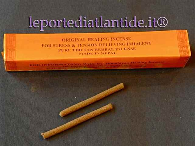INCENSO TIBETANO STICK
