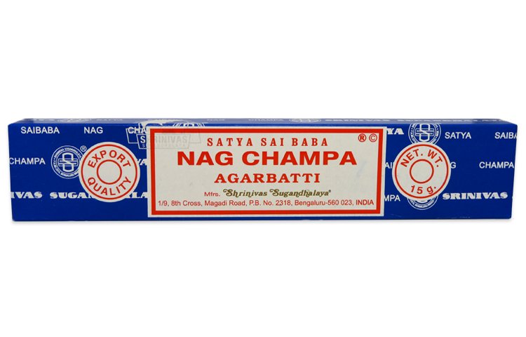 INCENSO NAG CHAMPA